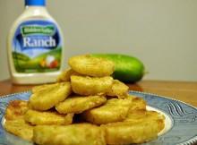 weight watchers cajun fried cucumbers recipe
