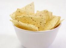 weight watchers fried tortilla chips recipe