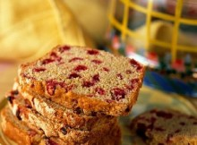 weight watchers rye bread with cranberries recipe