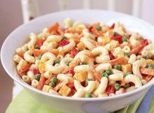 Weight Watchers Zesty Pasta Salad Recipe