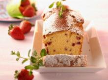 Weight Watchers Strawberries & Cream Bread Recipe
